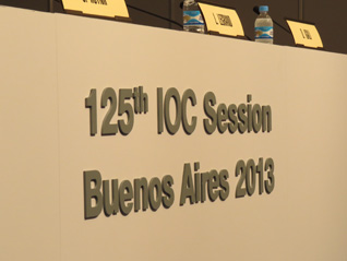 IOC Set To Elect Its New President In Buenos Aires