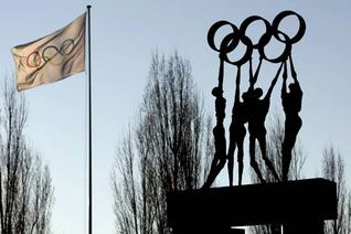 "IOC's Pound Says London 2012 Has ""Good Chance"""