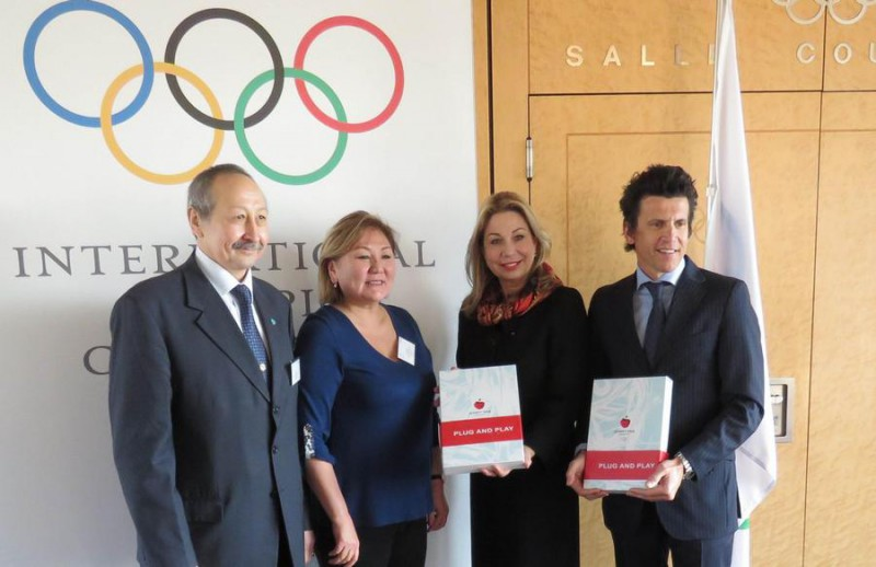 Almaty and Beijing Submit Bid Books To IOC For 2022 Winter Olympics