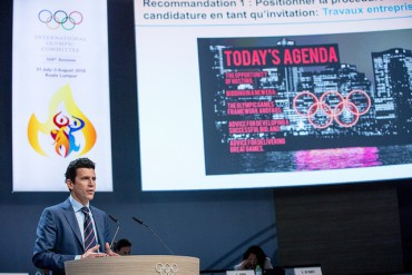 IOC Drops Applicant Phase and Short List From 2024 Olympic Bid as Part of Sweeping Changes To Process