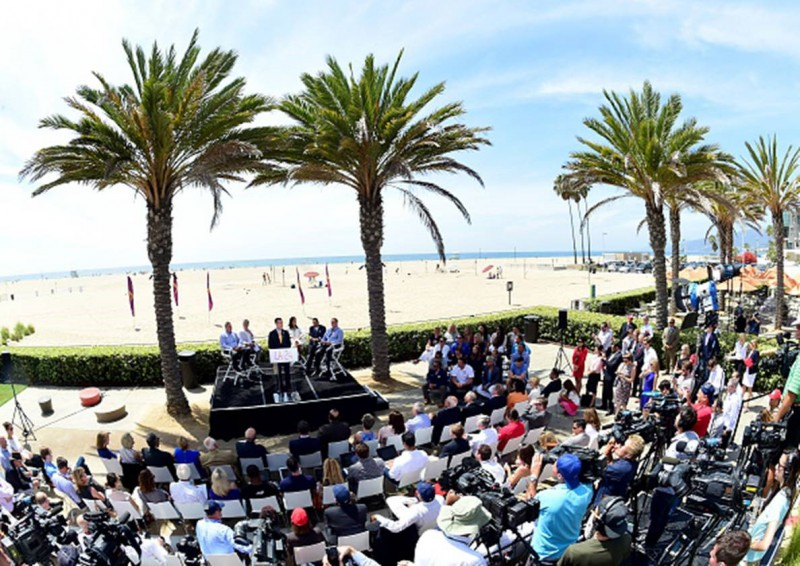 City Council, USOC Agree To Make Los Angeles 2024 Olympic Bid Official
