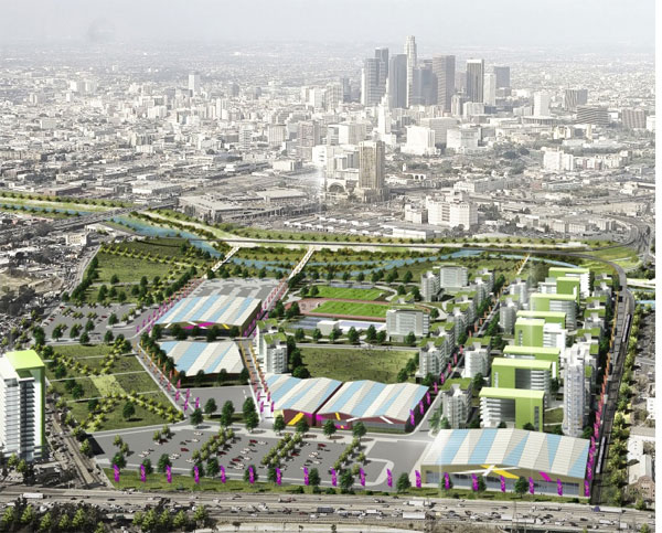 Key Olympic Village Plan For Los Angeles 2024 At Risk