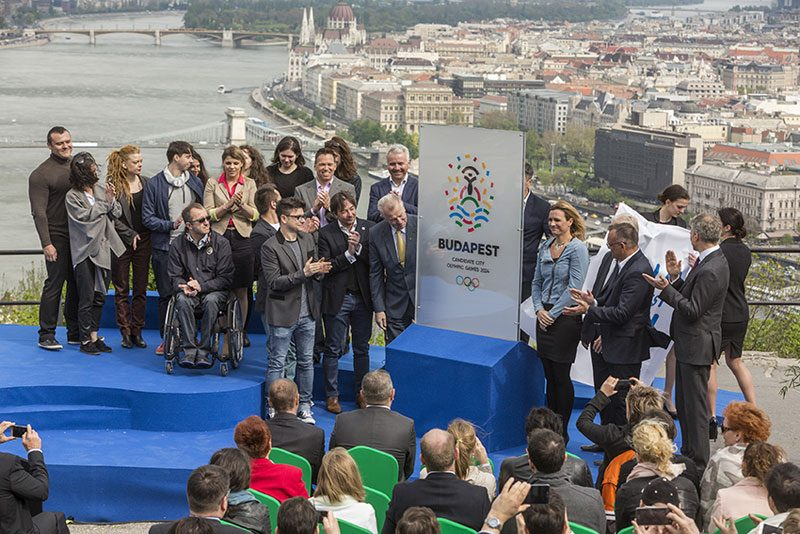 BidWeek:  Logopalooza Strikes the Olympic World and JTA Follows Sun To Support LA 2024