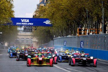 Paris 2024 Showcase Hosting Capability With Formula E Race; Delegation Visits Marseille