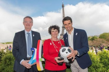 Paris 2024 Partners With World Wildlife Fund