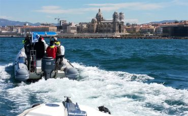 Paris 2024 Olympic Bid Officials Welcome World Sailing in Marseille