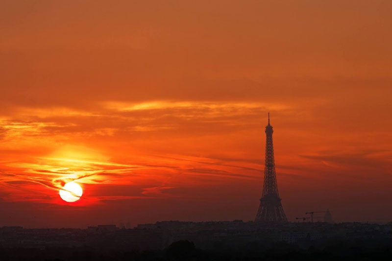 BidWeek:  Paris Takes a Shine to L.A.'s Sunny Tagline; 500 Days to Lima