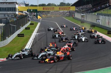 Budapest 2024 Hopes Formula 1 Race Gets Olympic Bid Closer To Pole Position