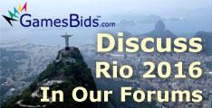 Rio 2016 Forums