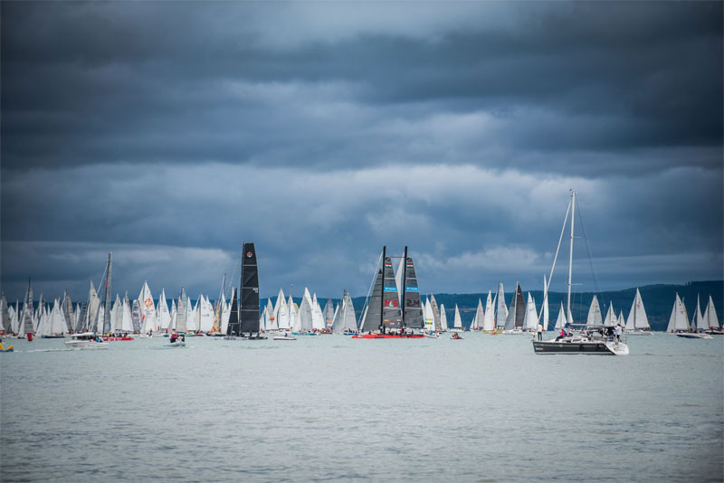 Inland Lake Sailing Venue For Budapest 2024 Receives Accolades From World Body