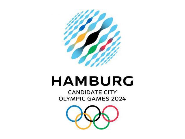 Reflecting On Orphaned Hamburg 2024 Olympic Bid Logo